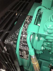 250kVA Cummins schielt schalldichtes DieselGenset mit Ce/ISO an