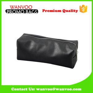 Polyuréthane de haute qualité toile Eco Sac cosmétique