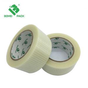 テープを紐で縛る透過二方向のフィラメント2-3インチX 60 Yds