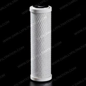 Cartuccia di filtro attivata dall'acqua del carbonio per il trattamento delle acque