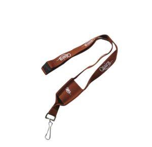 金属のホック(043)が付いているカスタマイズされた方法ギフトの昇華ナイロンか絹またはポリエステル締縄