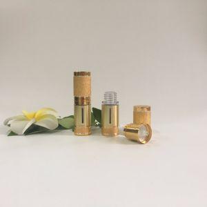 空気のないびんの装飾的な包装のためのプラスチックローションのびんとして