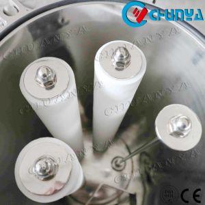 Custodia di filtro Polished della cartuccia dell'acciaio inossidabile