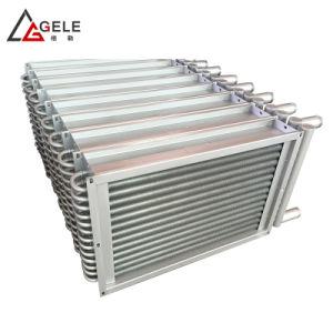 제조자는 물 공기에 의하여 냉각된 알루미늄 증기열 교환기 정가표를 주문을 받아서 만들었다