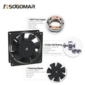 Filtro de aire y protección de 120mm con motor de ventilador de 4 pulgadas para el Control Board