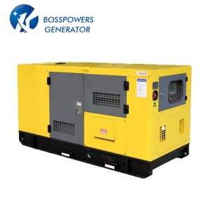 Leiser geöffneter Rahmen-Dieselgenerator mit Standard ISO-3046