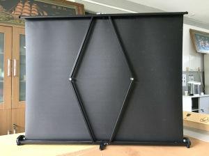 Экран проектора портативный проекционный экран верхнего стекла Ts02 50ВМ