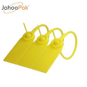 Impressão personalizada numerados de vedação de plástico coloridas