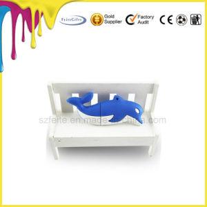 Настраиваемые рыб и USB флэш-накопитель, Dolphin-Shaped флэш-накопитель USB