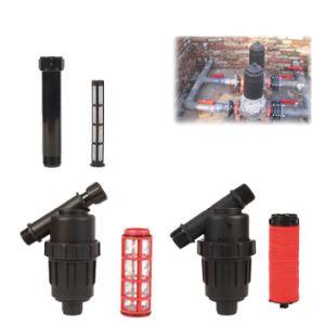 Sistema di irrigazione goccia a goccia dello schermo di irrigazione del filetto del tubo flessibile da 3/4 di pollice e del filtro a disco