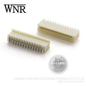 -24Wnre 0.5-2pb 0,5 mm FFC FPC Conector de cabo de fita
