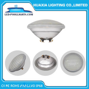 Indicatore luminoso subacqueo della piscina di IP68 RGB/White 12V PAR56 LED