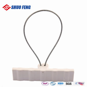 ISO17712 é apertada a vedação do cabo para o recipiente da máquina