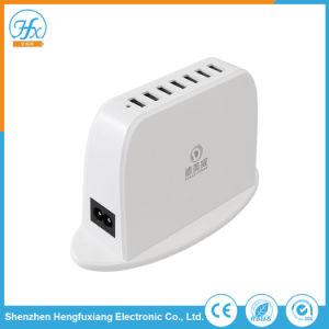 Bewegliches Schreibtisch 5V/9.5A 7 USB-Telefon-Ladegerät
