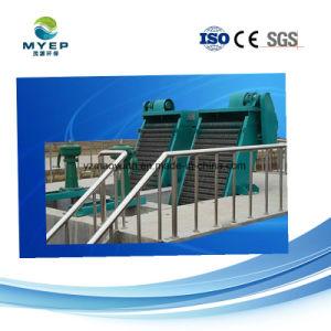 De Machine van de Pers van de Filter van de roterende Trommel in de Installatie van de Behandeling van afvalwater