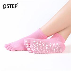 bceced8b6 China Antideslizante Adilts Fábrica de zapatillas de ballet, Yoga Pilates calcetines  calcetines de convergencia para la Mujer