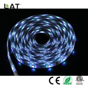 Bluetooth Smart SMD5050 RGB 3M 30/60/120LED TIRA DE LEDS flexible