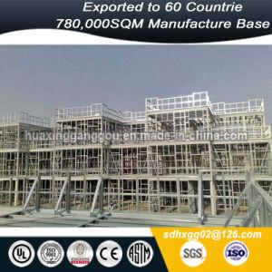 Certificação ISO Garagem Construção Metálica
