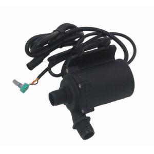 Gleichstrom 24V fließen 1500L/H Fisch-Becken-Wasser-Schleife-amphibische Pumpen des Aufzug-15m