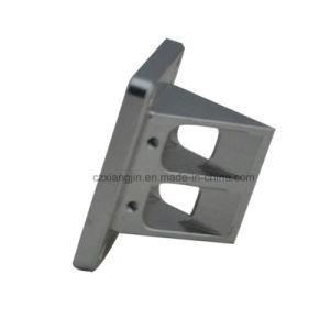 Pièces en aluminium anodisé personnalisé CNC