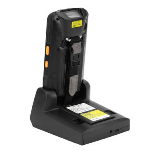 GPRS WiFi 4G Lte androides mobiles Hand-PDA Terminal mit Barcode-Scanner