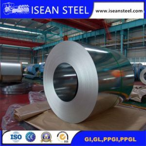 acciaio galvanizzato spessore di 0.12-2.0mm con Z40-Z275 che zinca cappotto