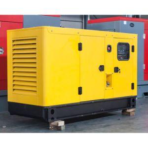 リカルドエンジンの発電機セットの防音の開いたSlentのディーゼル発電機セット