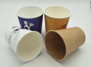Banheira de vender 6oz o logotipo personalizado impresso café / chá quente Copa do papel