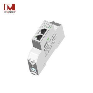 Segurança compacta economizadora de energia medida Monitor 220V DIN Rail Multímetro