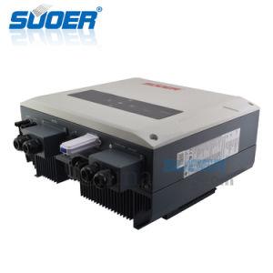 Suoer 5000 watt fuori dall'invertitore ibrido solare del recupero di potere dell'invertitore 5kw 5000W di conservazione dell'energia del legame di griglia