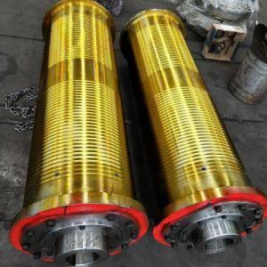 Wire Rope tambour pour grue grue à portique palan électrique