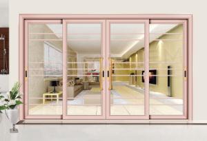 Matériaux de construction 1.2-2.0 épaisseur/Porte coulissante de porte en aluminium/aluminium porte en alliage/Porte pliante