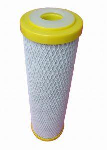10 jaune filtre à charbon actif (KR-016)