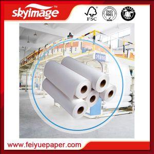 Documento di trasferimento High-Weight di sublimazione 120GSM 1.118*100m per Ployester