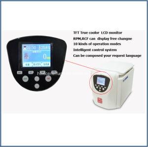 TG16MW de medische apparatuur, Decktop, Hoge snelheid, populair laboratorium centrifugeert machine