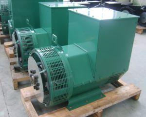 ファラデー100%年のCopper Wires Single Bearing AC Standby Diesel Alternator Generator 125kVA/100kw