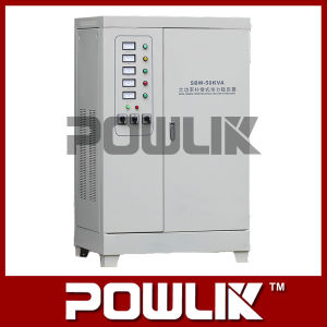 SBW - 50kVA Series High Power Compensation Three Phase Voltage Stabilizer