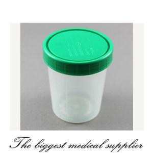 Tasse jetable médicale d'urine pour différentes tailles