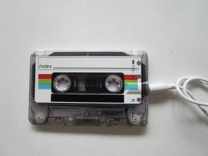OEM 귀여운 디자인 사업 신용 카드 MP3 선수 (OM-C104)