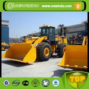 De Hete Verkoop Nieuwe XCMG Lader Lw600fv van China van het Wiel van 6 Ton de Mini in Voorraad