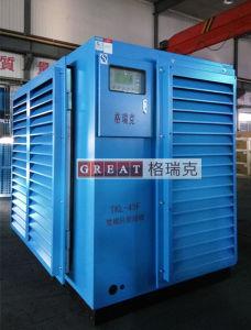Compressore d'aria rotativo Rainproof della vite di corrente alternata