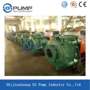 Pompa orizzontale centrifuga dei residui di estrazione mineraria della cenere volatile