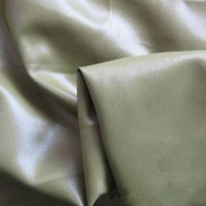 Poliéster sarjado Pongées Fabric, Óleo de Alta Densidade, Cuidado, Pongées, tecido de revestimento macio Eco-Friendly