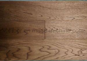 Type de plancher de bois Revêtement de sol en chêne multicouches européen