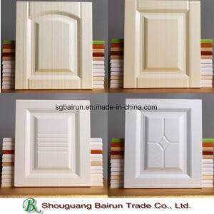 Пленка ПВХ кухонные двери распределительного шкафа