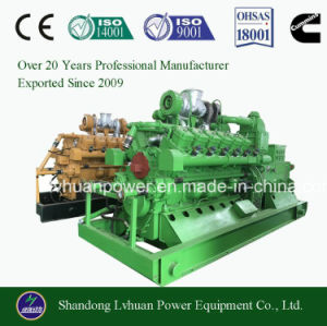 Generatore del gas del materiale di riporto/gas Cogenerator/insieme che sprigiona gas