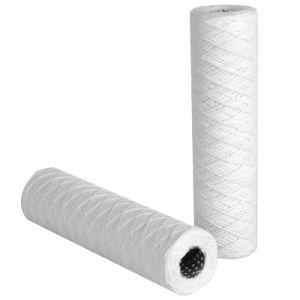 PP/Cotton de Materiële Patroon van de Filter van de Wond van het Koord