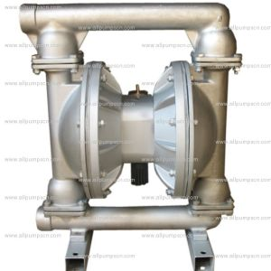 Pompe à diaphragme pneumatique (HBY série)