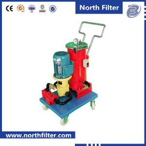 Lyj-d'un type Portable purificateur d'huile de haute précision
