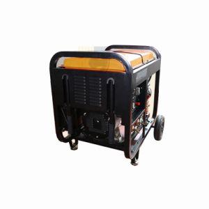 (5kw/5kVA/5000Watt) 210A 디젤 엔진 휴대용 용접공 또는 용접 발전기